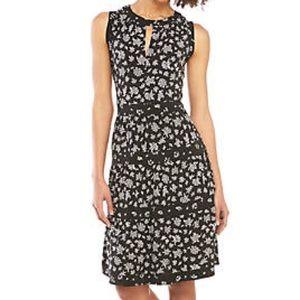 MICHAEL Michael Kors Wildflower Tiered Dress NWT